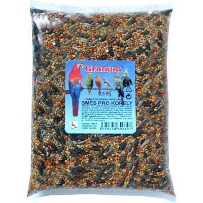 Směs pro korely 0,5 kg