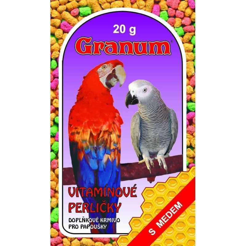 V-VITAMÍN PERLE papoušci 20g