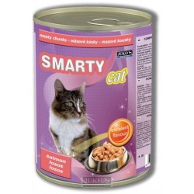 SMARTY  KK 410g  losos