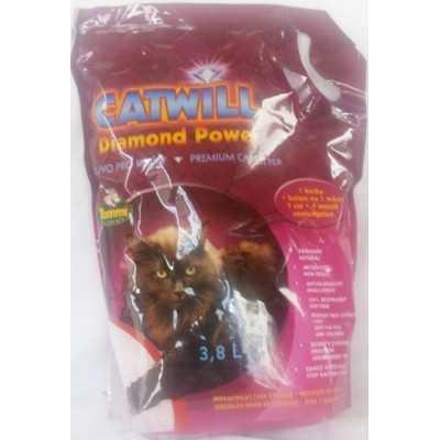 CATWILL 3.8l - 1,6kg