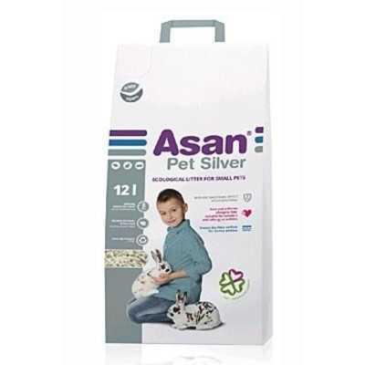 ASAN Pet Silver 12litrů  2,2kg-antibakteriální