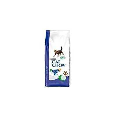 CAT CHOW FELINE 15kg  3v1