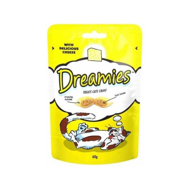 DREAMIES se sýrem 60g