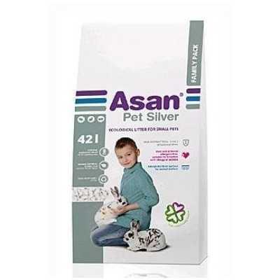 ASAN Pet Silver 42litrů 8kg-antibakteriální
