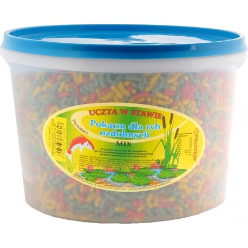 PROVEN peletky mix 5 litru