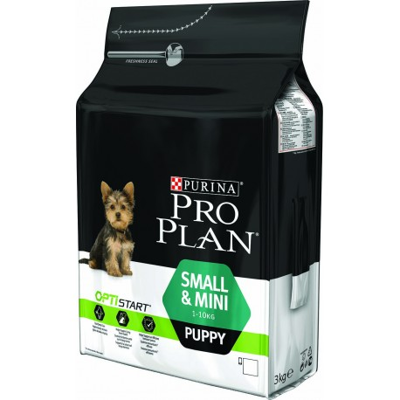 PURINA PRO PLAN Puppy Small & Mini 3kg