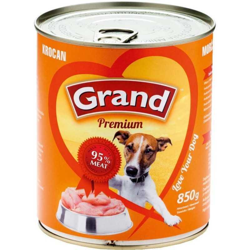 GRAND Premium krocan 850g