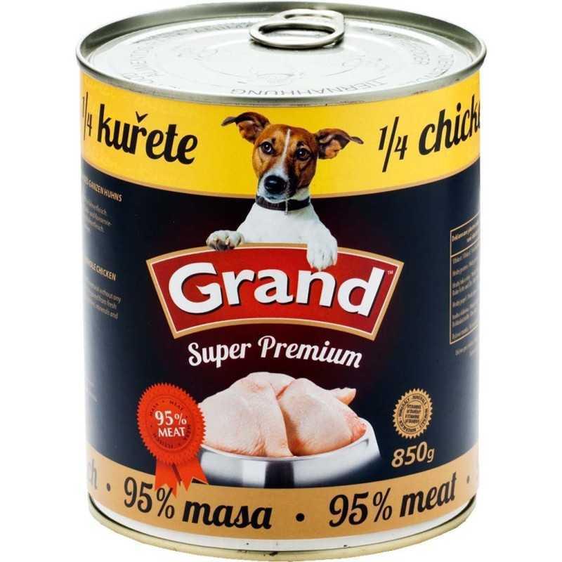 GRAND Super Premium  850g 1/4kuře