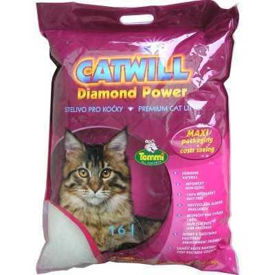 CATWILL silicagel 16 L