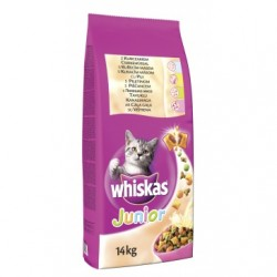 WHISKAS JUNIOR 14kg
