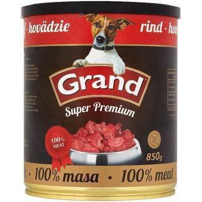 GRAND Super Premium  HOVĚZÍ  850g