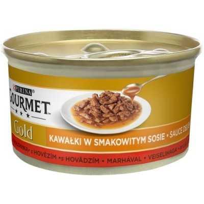 GOURMET GOLD Sauce Delight s hovězím v omáčce
