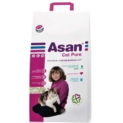ASAN Cat  Pure  10l. - 2kg